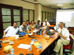 Project Design Study meeting